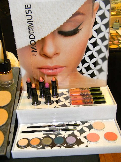 New Summer Spring 2012 makeup Sienna Cosmetics Mod Muse