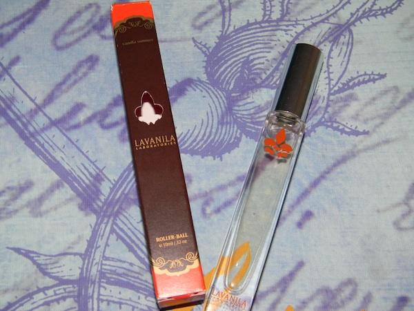 Lavanila Laboratories Vanilla Summer Roller Ball Perfume