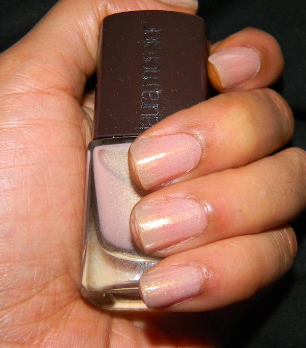 Laura Mercier Organza Nail Lacquer Fall 2012 nail polish