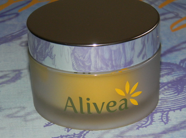 Alivea An All-Natural Skin Soothing Cream