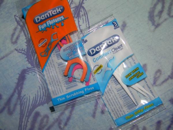DenTek Comfort Clean & Fun Flossers