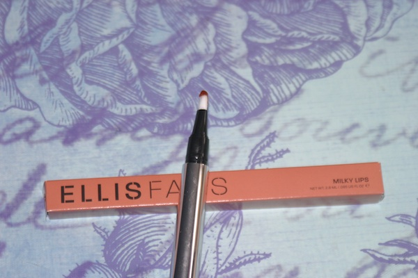 Ellis Faas Ellis Lips, Milky Lips in L204, Burnt Orange
