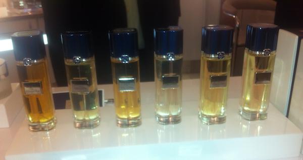 Oscar de la Renta Essential Luxuries perfume collection