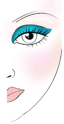 Jenny Packham Laura Mercier Makeup for Spring Summer 2013