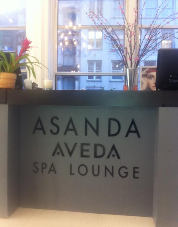 Asanda Aveda Spa and Lounge