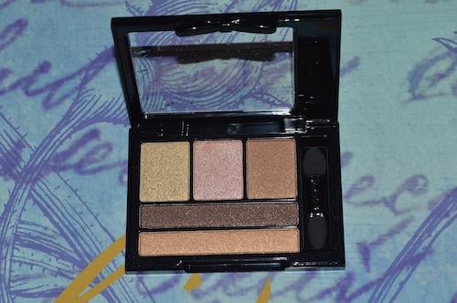 NYX Love In Paris Eyeshadow Palette in Bellini Kiss
