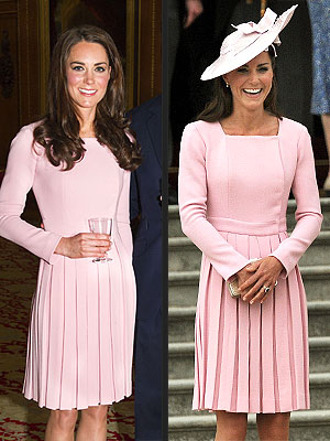 Kate Middleton Style Emilia-Wickstead