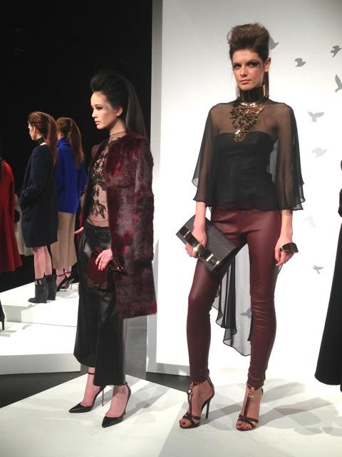 Mercedes-Benz Fashion Week FW 2013: Monika Chiang