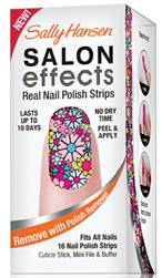 Sally Hansen Salon Effects in Girl Flower.
