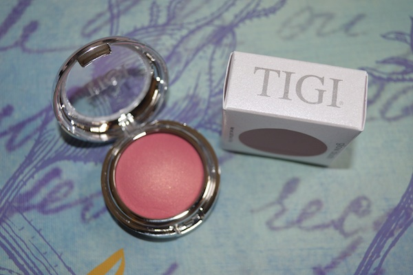 Tigi Cosmetics glow blush in Brilliance