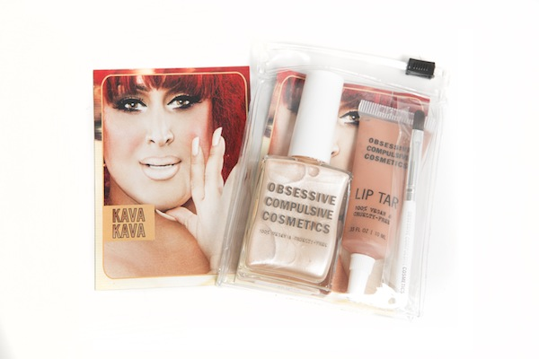 OCC Makeup Lip Tar & Nail Lacquer Duos featuring Willam, Detox, and Vicky Vox