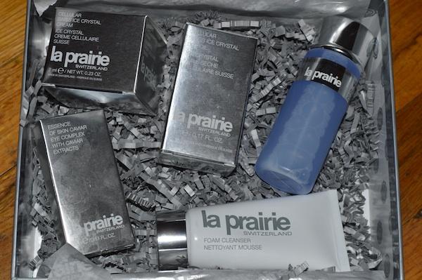 Limited Edition La Prairie GLOSSYBOX