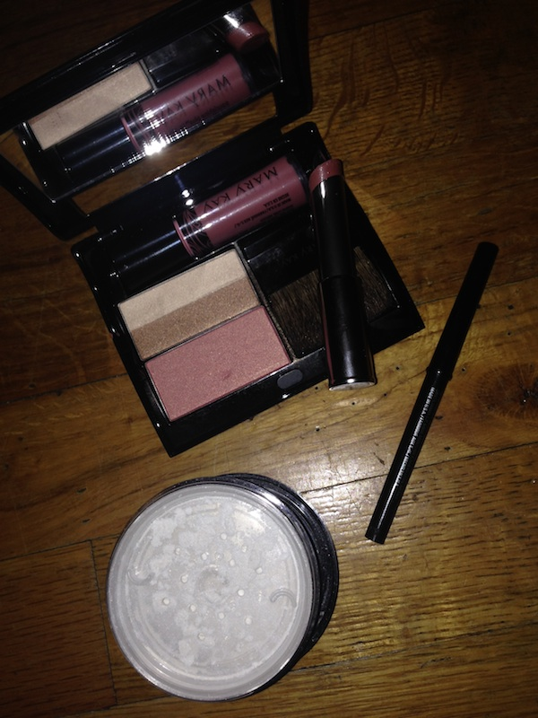 Mary Kay® makeup Review and holiday look