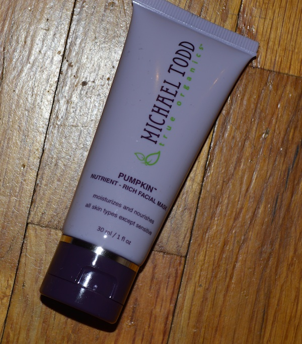 Michael Todd True Organics Pumpkin Mask