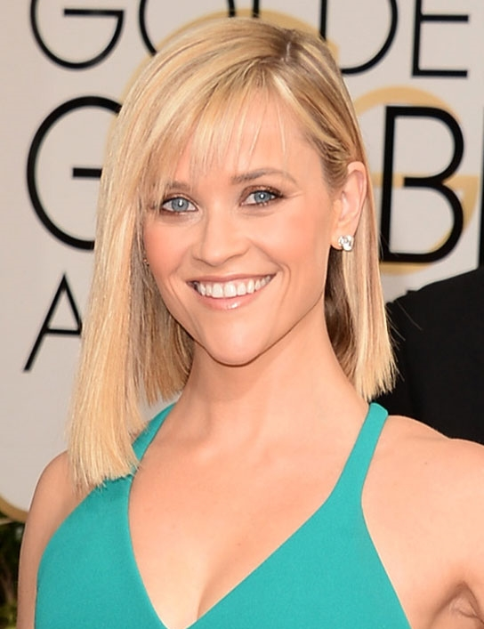 Reese Witherspoon: Get The Look - 2014 Golden Awards