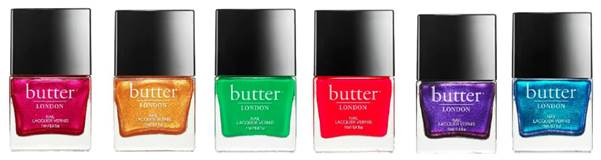 butter LONDON Lolly Brights Collection.