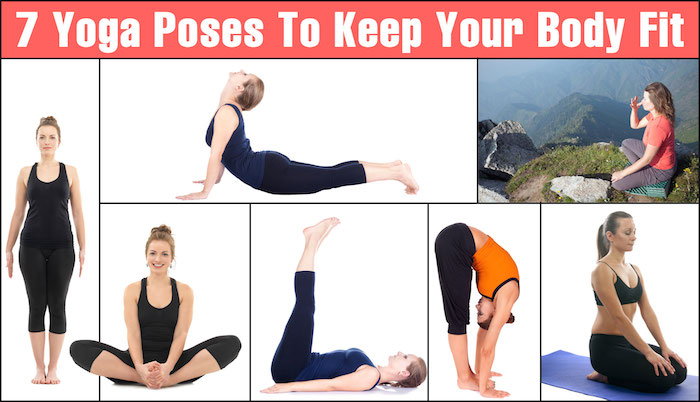 Top 7 Yoga Poses To Get Fit