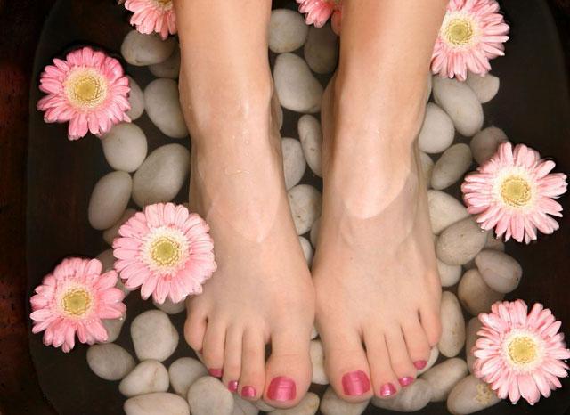 GEt feet sandal ready for summer