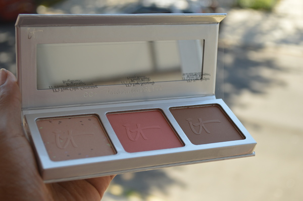It Cosmetics NEW CC+ Radiance Palette