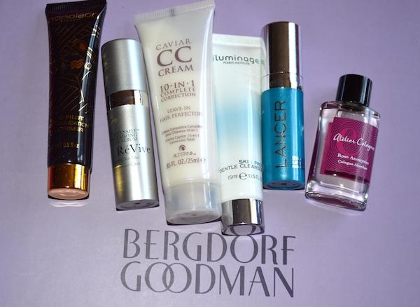 Inside Bergdorf Goodman Glossybox
